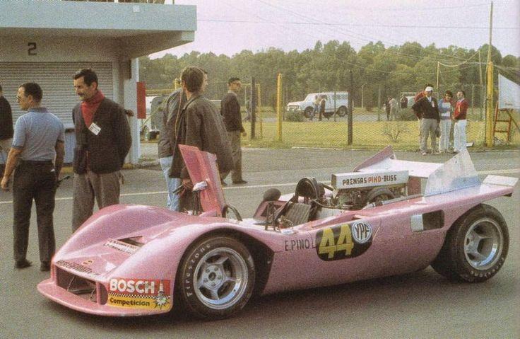 sport prototipo argentino: BAUFER-CHEVROLET BSP031 (1971-1972)
