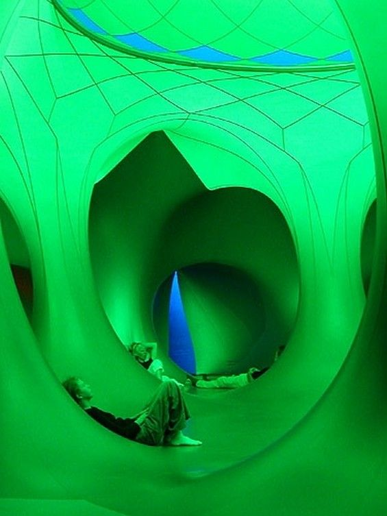 """""""LUMINARIA,"""" AN INFLATABLE STRUCTURE BY ARCHITECTS OF AIR"""