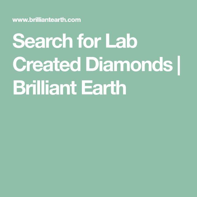 Search for Lab Created Diamonds | Brilliant Earth