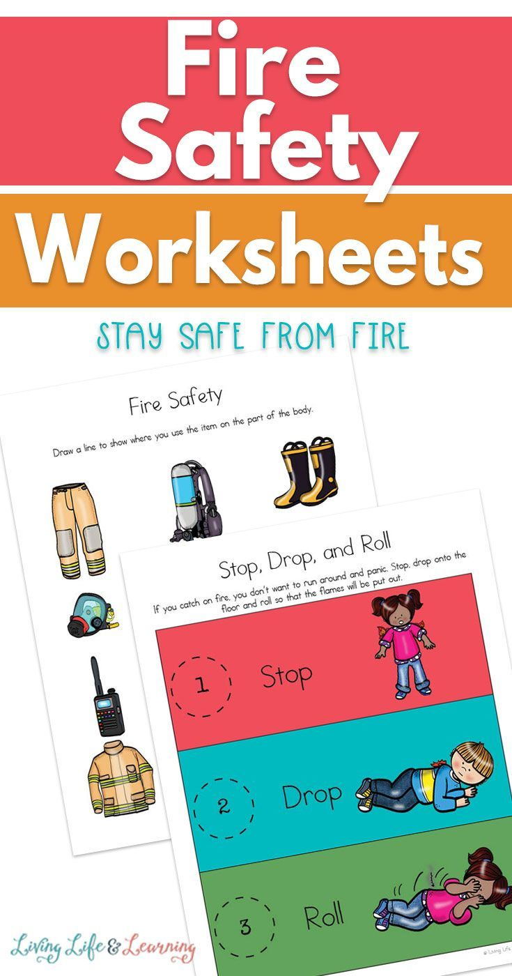 Fire Safety Worksheets For Kids Fire Safety Worksheets Worksheets For Kids Fire Safety For Kids [ 1400 x 735 Pixel ]