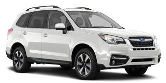 Subaru Forester Compare - Compact SUV   Subaru
