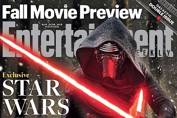 J.J. Abrams on He Picked the New 'Star Wars' Character Names | Celebuzz