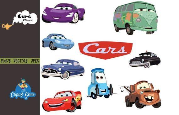 Cars Clipart Disney Clipart Disney Cars Cars Movie Clipart