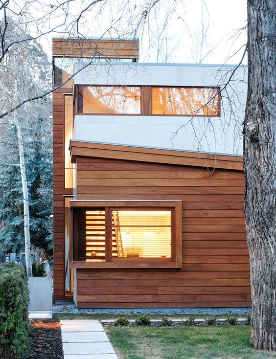 1000 ideas about modern home exteriors on pinterest for Modern arch designs for home