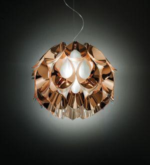 #Slamp #Flora Gold, Silver and #Copper - #Suspension Lamp
