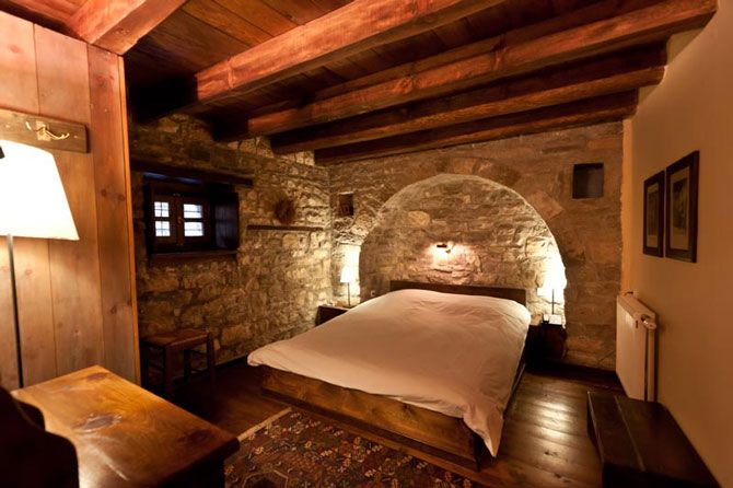 Mansion of Aristi | Accommodation | Ioannina Prefecture | Regions | WonderGreece.gr