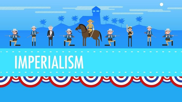 American Imperialism: US History #28