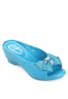 jual sepatu wanita murah berkualitas: Sepatu wanita Tracce Female Wedges Sandal