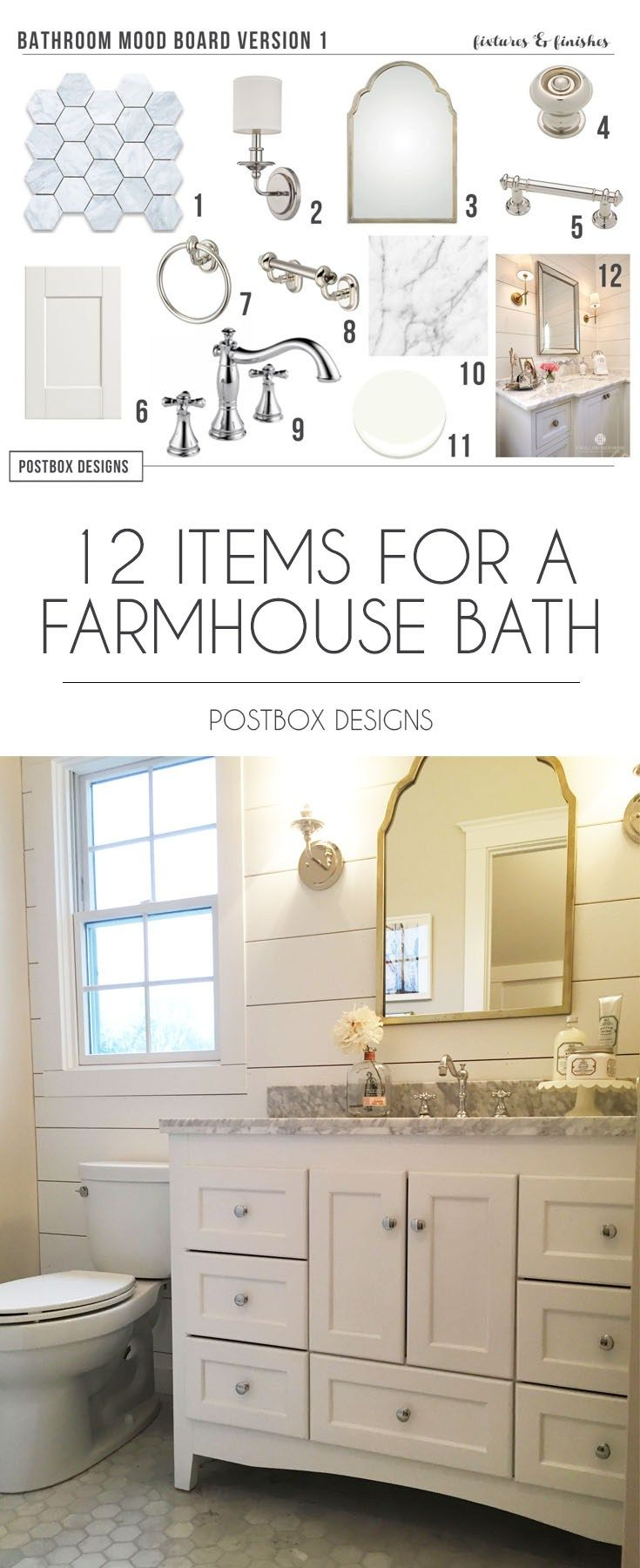 Design Jump Start Week 1 Free Guide 75 Ways To Update Your Bathroom Without A Full Remodel Bathroom Design Bathrooms Remodel Bathroom Interior Design