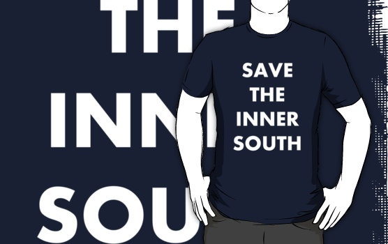 Save The Inner South | M Bianchi
