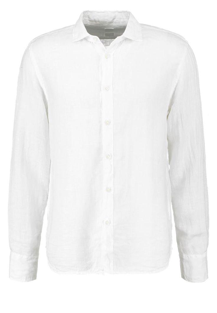 120% Lino SLIM FIT Hemd white Premium bei Zalando.de | Material Oberstoff: 100% Leinen | Premium jetzt versandkostenfrei bei Zalando.de bestellen!