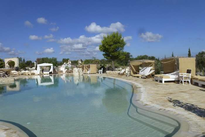 Extend your stay at the Masseria Montenapoleone to see the Trulli