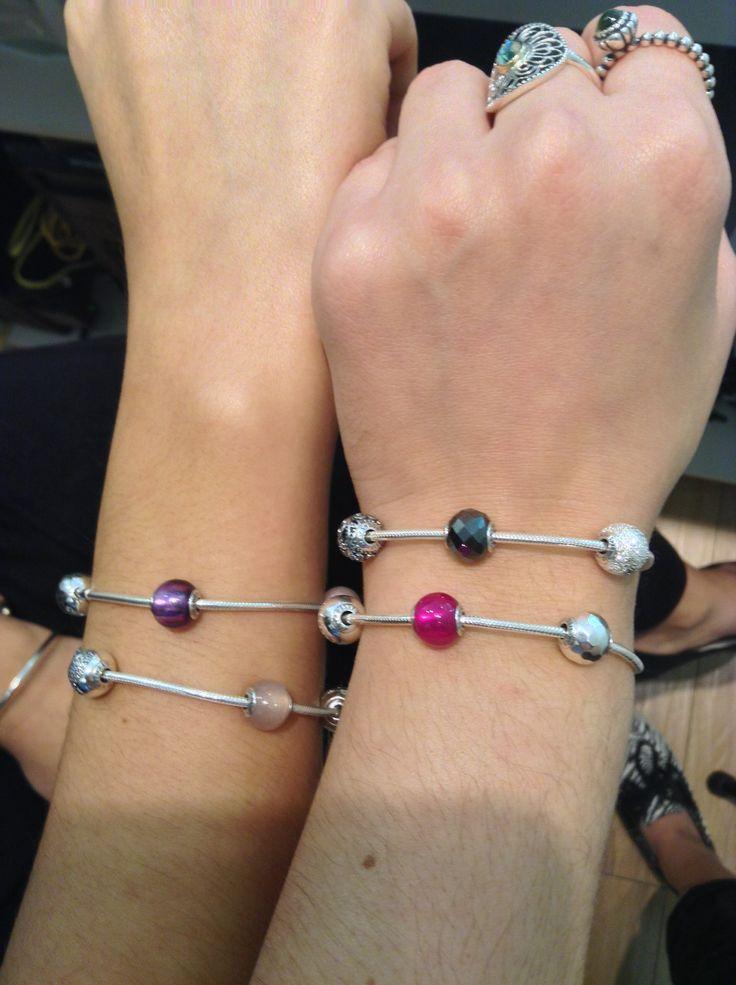 Modeling Our Essence Essence New Bracelet Line