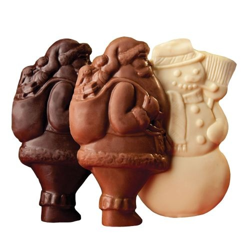 Purdys Chocolates - Solid Chocolate Novelties