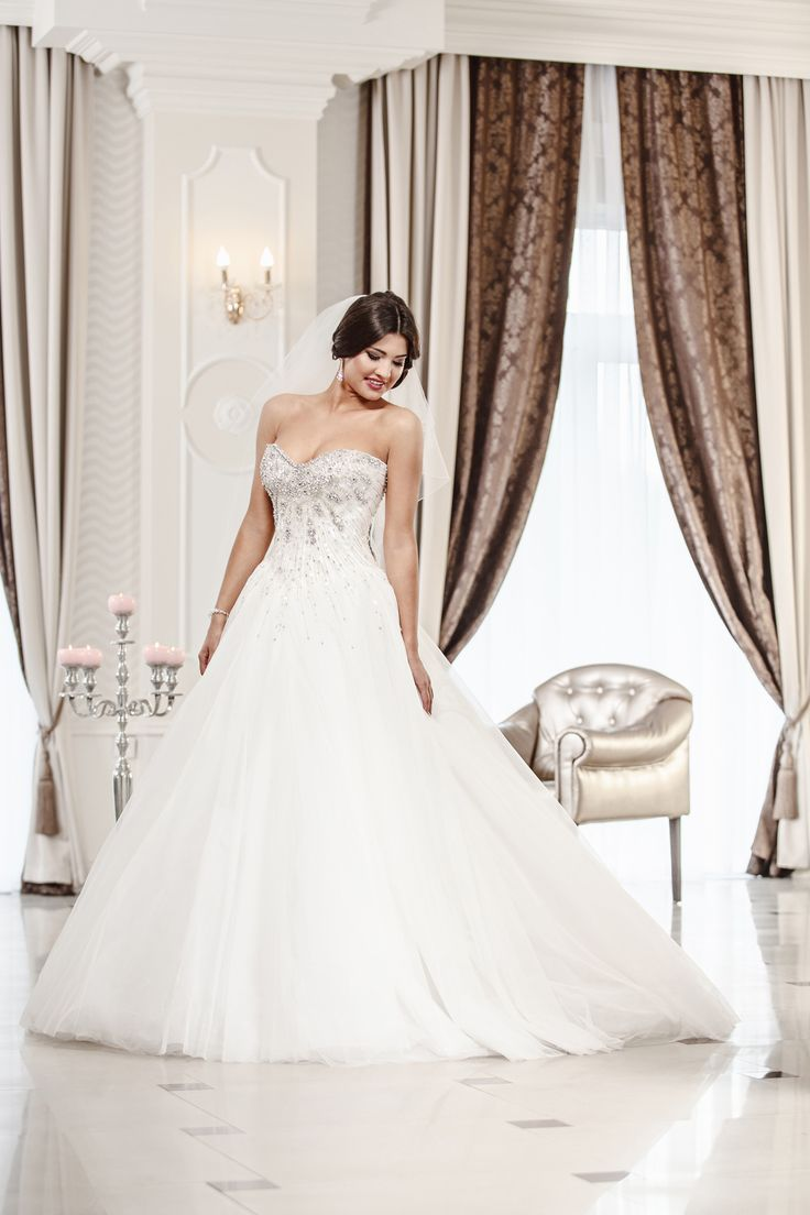 2016 Classic Collection Weddding Dress Maxima Bridal
