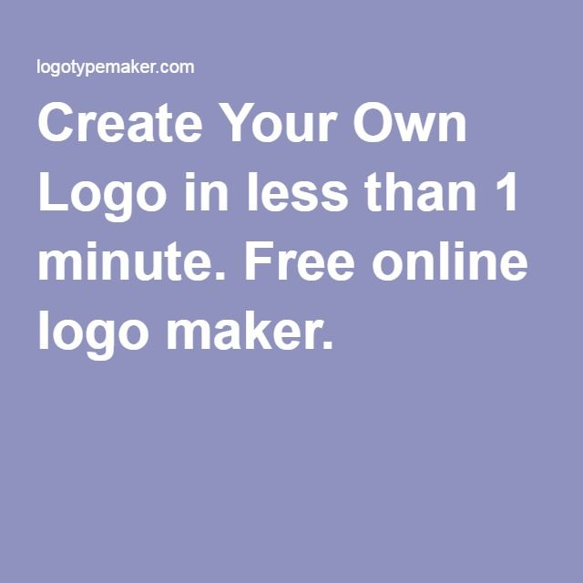 Best 25 Logo Maker Ideas On Pinterest Logo Maker Free