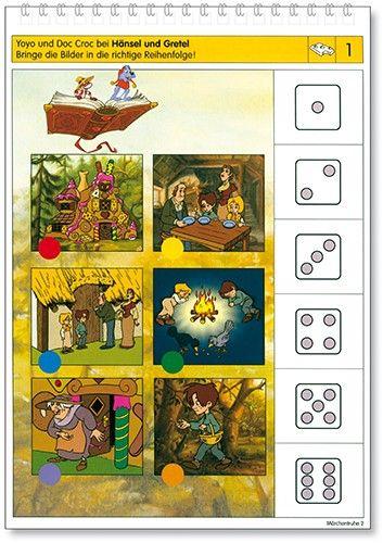 Piccolo: koek kaart 1