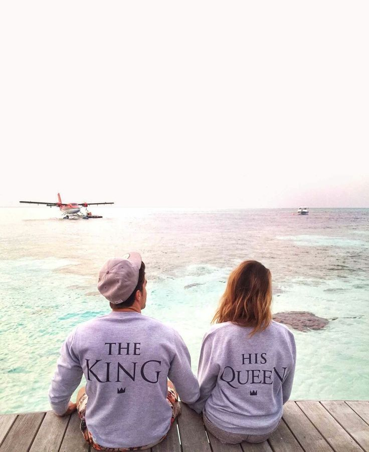 The king 👑 His queen 👑 Love is all around !!! 💖💗💗