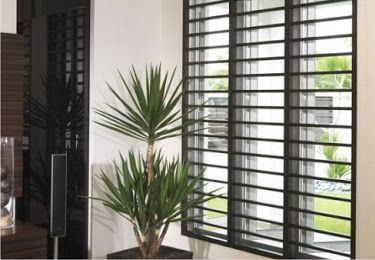 stylish Window Grill Design