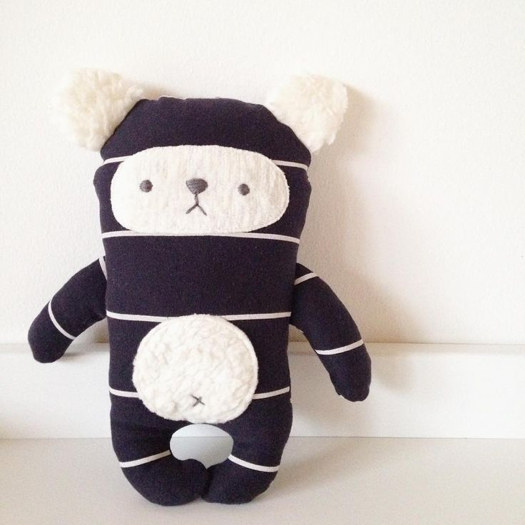 When you start sewing little softie bears, this must mean something. We are having a baby in June! We are very excited, happy and still pinching ourselves. 😊 Happy Valentine's Day @thomho