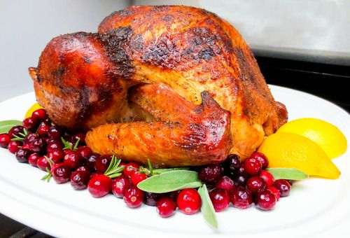 Cajun Injected Spicy Turkey!  Happy Holidays!!