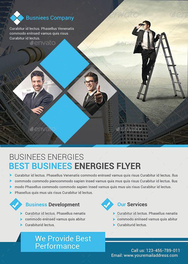 Corporate Business Flyers Bundle Print Templates Business Flyer Modern Business Cards Design Print Templates