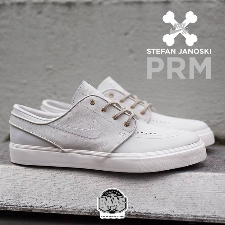 #nike #stefanjanoski #bone #sneakerbaas #baasbovenbaas  Nike SB Stefan Janoski PRM - Available saturday, priced at € 99,95  For more info about your order please send an e-mail to webshop #sneakerbaas.com!