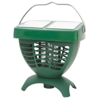 Sunforce Solar Mosquito Zapper-80050 - The Home Depot
