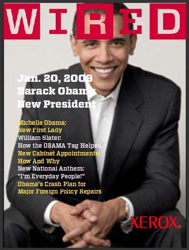 WiredLayout Wireframe, Presence Wire, Wire Magazines