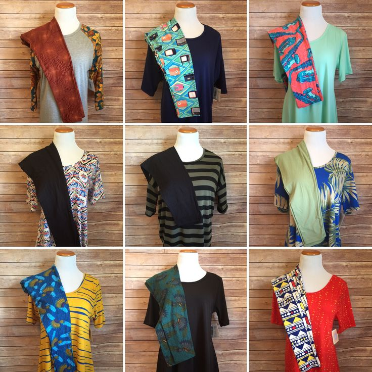 Beautiful outfits in my boutique!! Buttery soft LuLaRoe ...