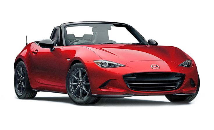 Mazda MX-5 Miata Reviews - Mazda MX-5 Miata Price, Photos, and Specs - Car and Driver