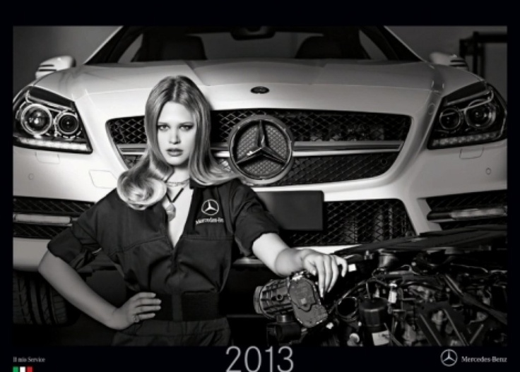 @Mercedes-Benz – The best or nothing Classic Calendar!