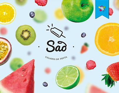 Branding project 2015Client: São São is a popsicles portuguese brand .Their…