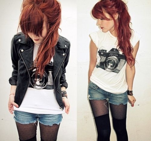 I like this outfit.