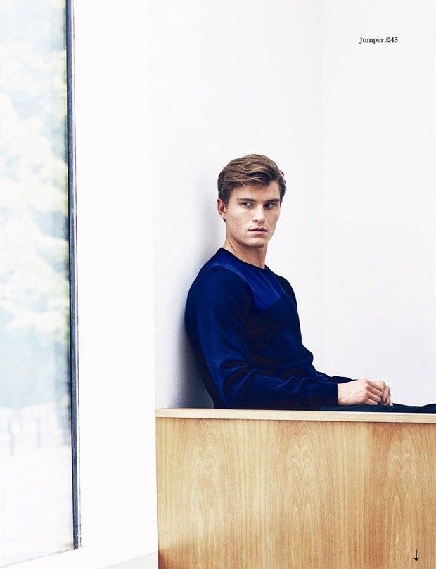 Oliver Cheshire For Atude Magazine By Mark Cant