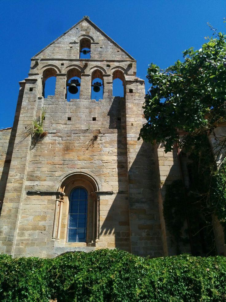 Santa Maria la Real, Aguilar de Campoo,Palencia