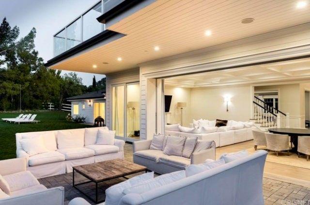Inside Scott Disick's Sprawling $8.8 Million Home via @MyDomaine
