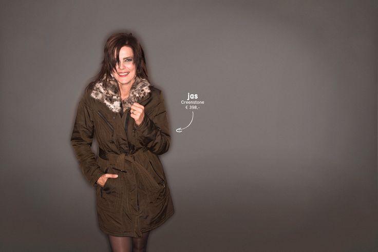 coat sportief/chique
