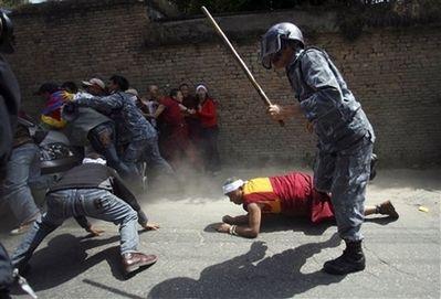tibetan monks captive - Google Search