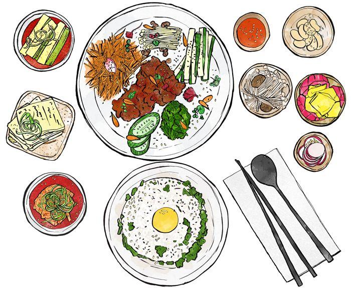 Chrissy Lau Korean Banquet
