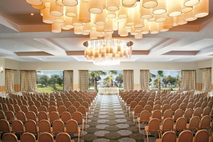 Filoxenia conference hotel offers business meeting facilities in beautiful Kalamata