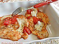 Petto di pollo alla mediterranea ricetta facile