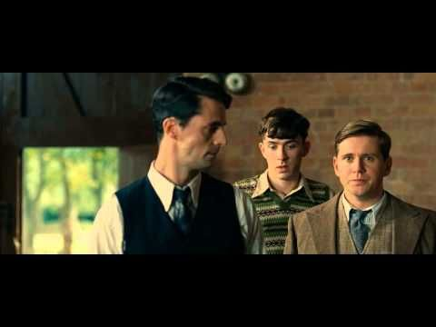 The Imitation Game - Official Trailer - Benedict Cumberbatch and Keira Knightley, in theaters 11/21/14.
