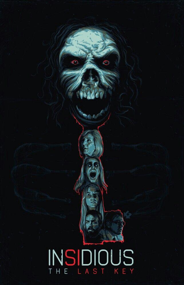 Movie Posters Key Art