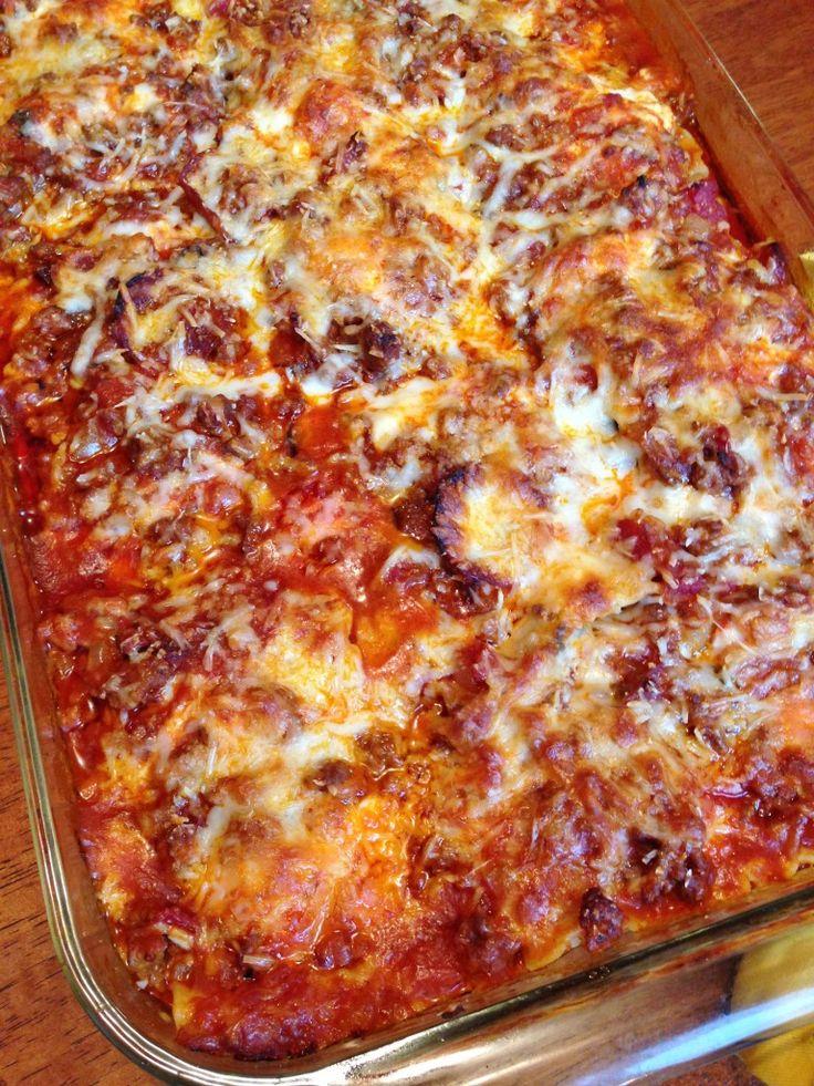Gluten Free Cowboy Lasagna   Gluten Free Recipes+