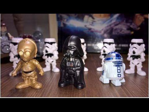 Compras en AliExpress. Star wars Figuras. #AliExpress #StarWars