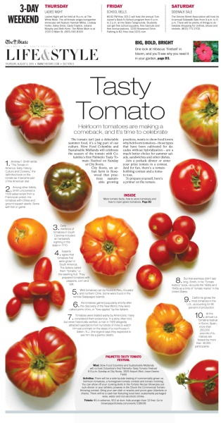 Take a wire photo and illustrate your tomato primer.