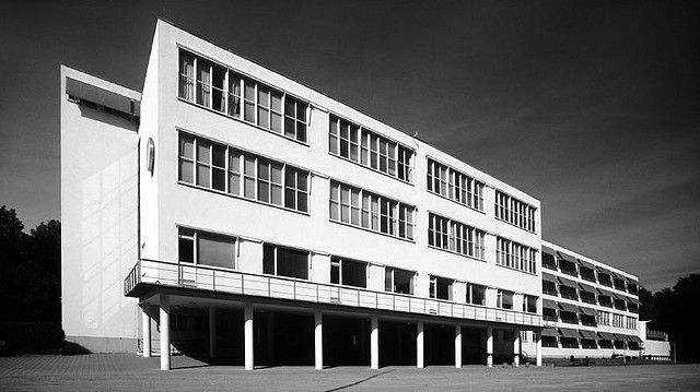 Sveaplans Gymnasium Helge Zimdal & Nils Ahrbom, 1936