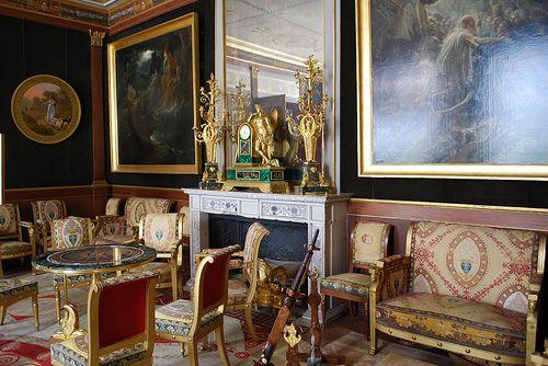 467 best francia chateau de malmaison images on pinterest france empress josephine and chateaus. Black Bedroom Furniture Sets. Home Design Ideas