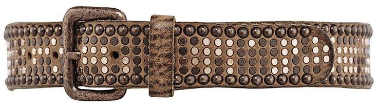 11222 jeans belt, 3,5 cm, cognac.